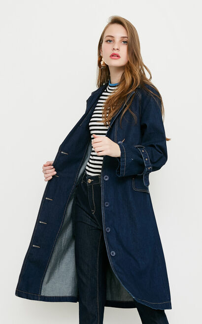 MELLOW DENIM OUTWEAR(SL), Blue, large