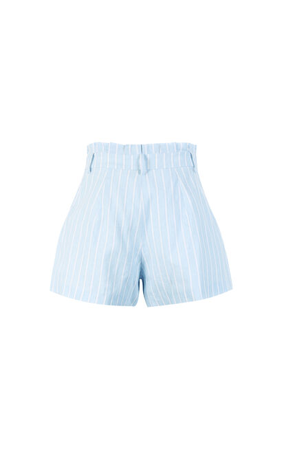 NARGIN STRIPE SHORTS(SL), Light blue, large