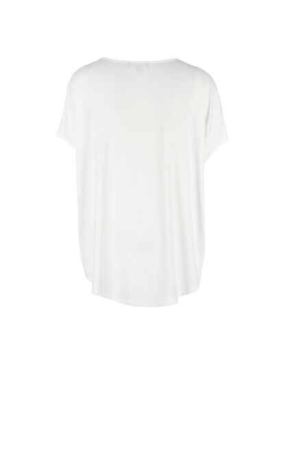 SHAKIRA S/S TOP(NN), White, large