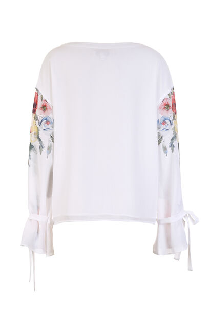 FOMELO L/S SHIRT(VMC-NN), White, large