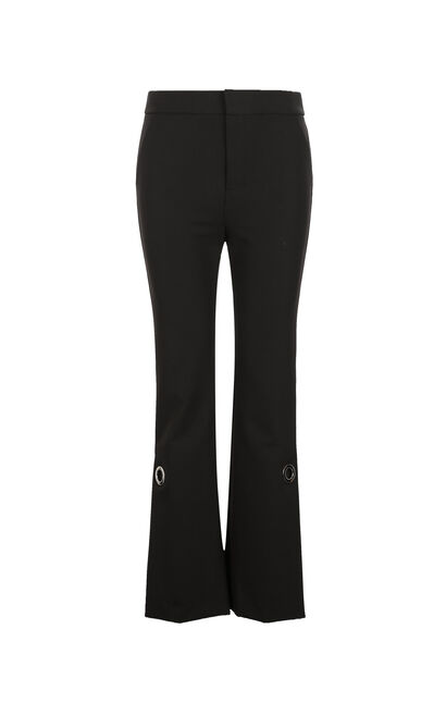 HARP HIPPY 9/10 S/B PANTS(CP), Black, large