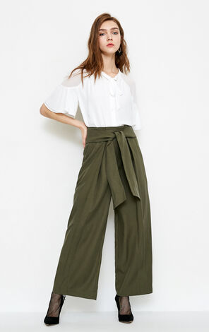 NARCISSUS 9/10 WIDE PANTS(NN)