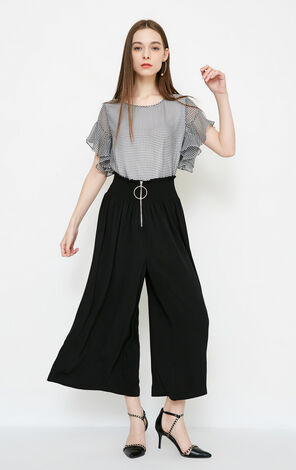 STANFORD 7/8 WIDE PANTS(VMC-NN)