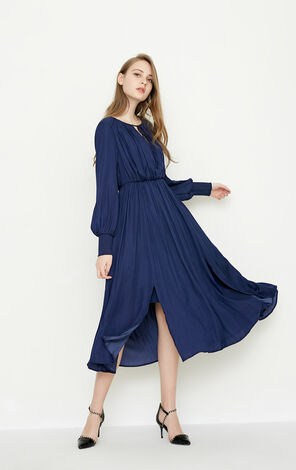 OLIVIA L/S DRESS(VMC-SL)