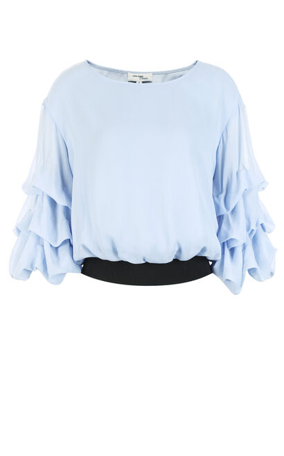 KYNA 1/2 TOP(VMC-SL), Blue, large