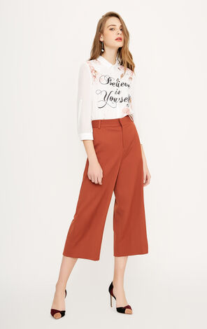 DALEY 7/8 WIDE PANTS(VMC-NC)