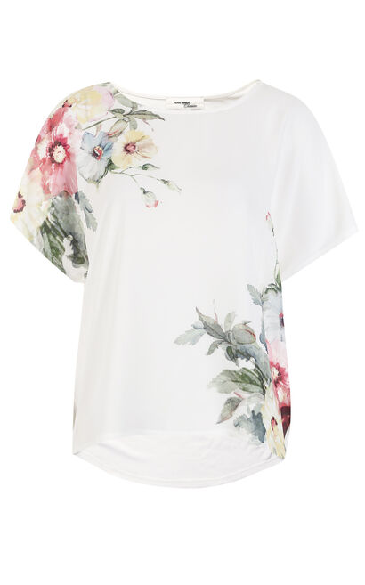 FOMELO S/S TOP(VMC-NN), White, large