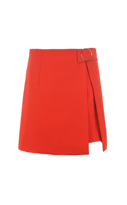 CORA SKIRT(TP), Red, large
