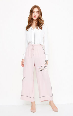 MARRY 9/10 WIDE PANTS(NR)