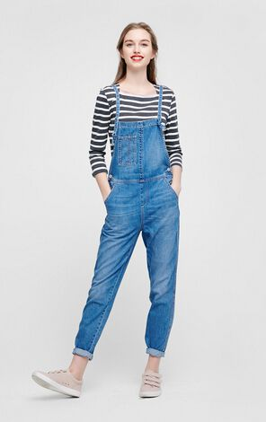 FLY BOYFRIEND DENIM CATSUIT(MM)