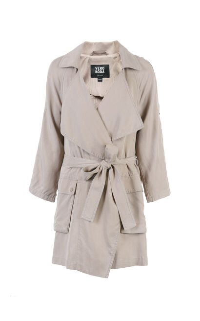 GEMMA 3/4 JACKET(MM), Apricot, large