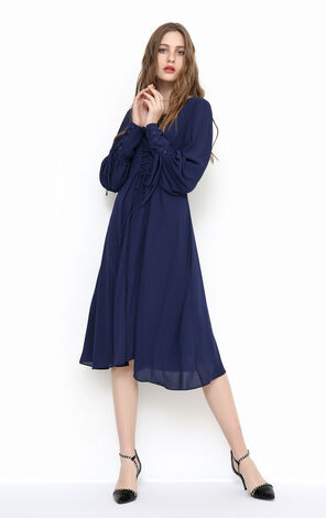 LOUISE L/S DRESS(VMC-SL)
