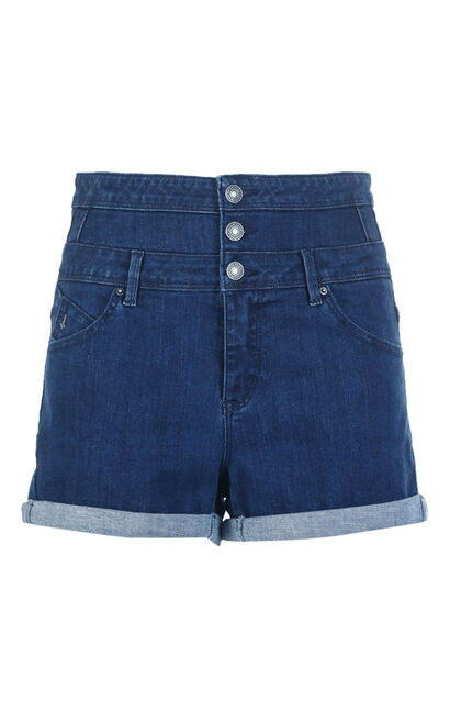 CLIMATE HW DENIM SHORTS(NN), Blue, large