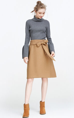 Vero Moda Waist Belt Skirt|317416510