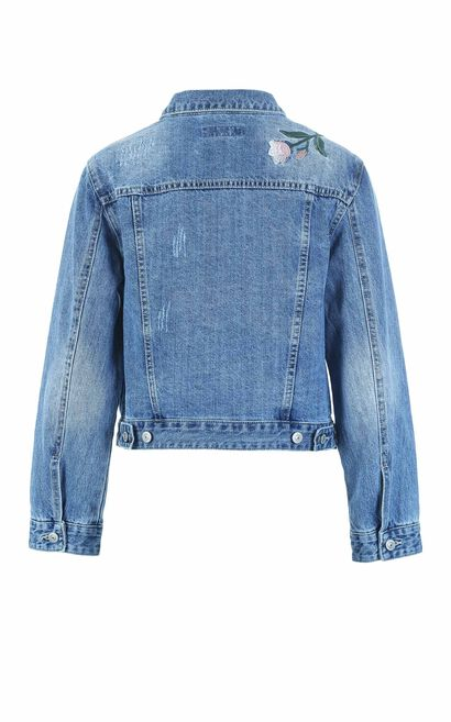 SWEET DENIM JKT(UR), Blue, large