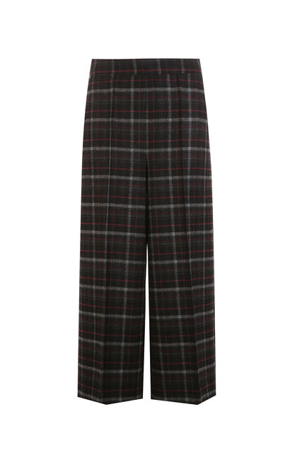 FARE 7/8 WIDE PANTS(CP), Mahogany, large