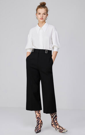 Vero Moda Women High Waist Wide Leg Pants 31936J528