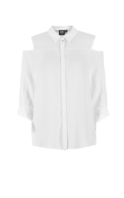 WELSH 3/4 SHIRT(RN), White, large