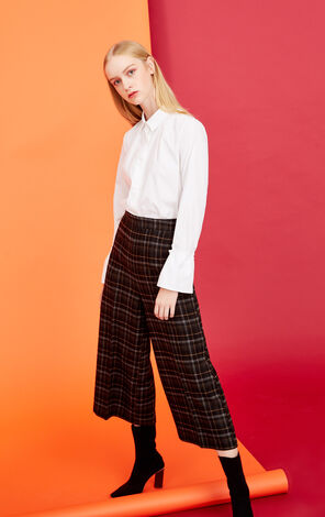FARE 7/8 WIDE PANTS(CP)
