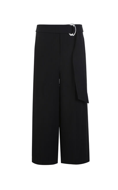 PANNY CORONATION 7/8 PANTS(VMC-NC), Black, large