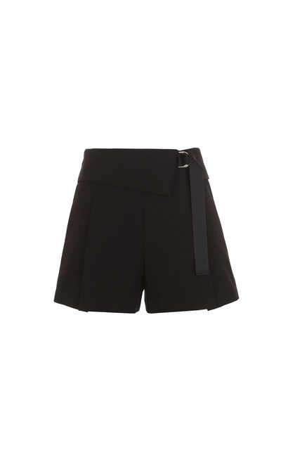 CLAIRE MW SHORTS(VMC-SB), Black, large