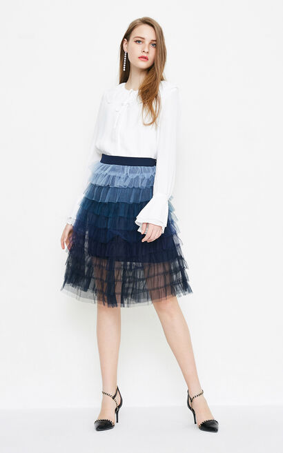 DWAYNE SKIRT(NN), Blue, large