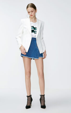Vero Moda 2019 Women's Lapel One-button Blazer|319208509