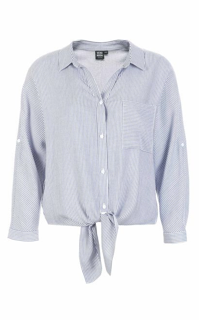 TULIP 3/4 SHIRT(NC), Light blue, large