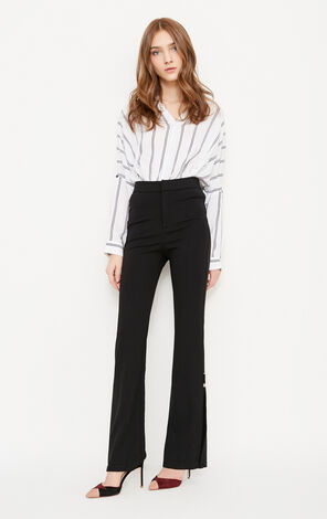 Vero Moda Women Bell Bottom Casual Pants 3181PL502