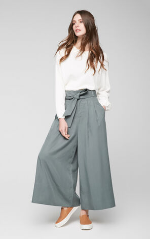 SOFT 7/8 LOOSE PANTS(MM)