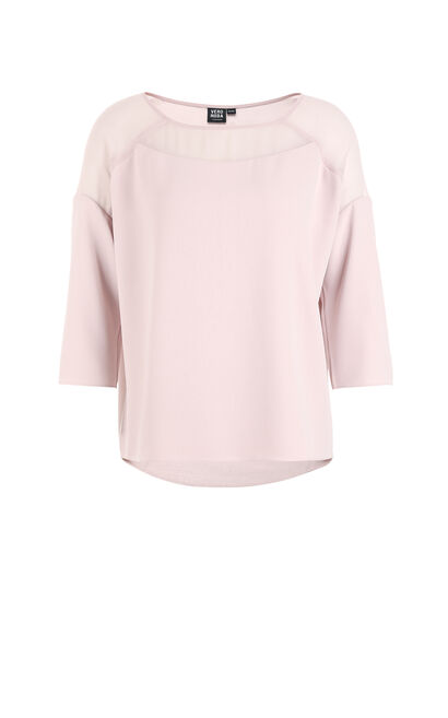 VERNA 1/2 TOP(MM), Pink, large