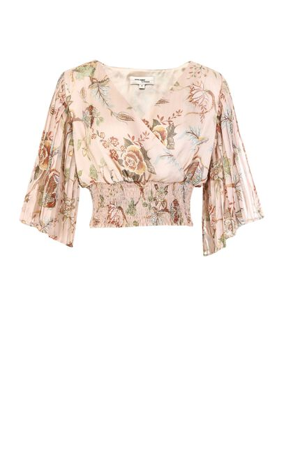 Vero Moda NATALIA SHERRY 1/2 TOP, Pink, large